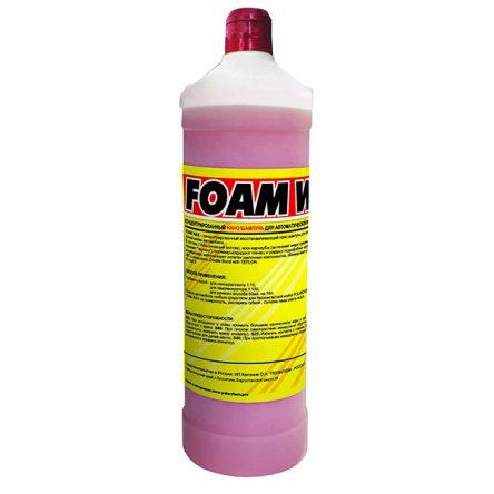 FOAM WAX — полимерный шампунь с гидрофобным эффектом (1,2кг. 1л. 1:20.)