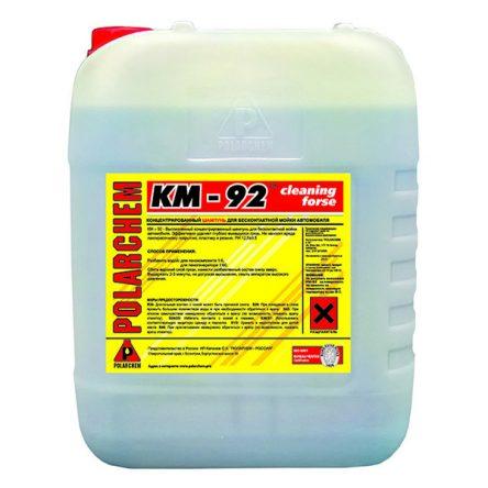 KM 92 – шампунь для бесконтактной мойки (23кг. 20л. 1:6.)