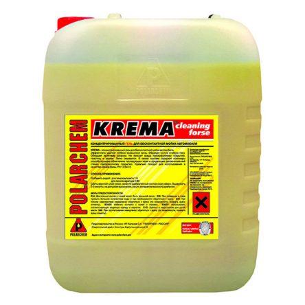 Krema — крем-гель для бесконтактной мойки (23кг. 20л. 1:8.)