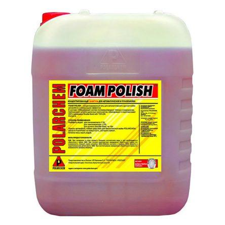FOAM POLISH — кондиционер восстановитель (23кг. 20л. 1:10.)