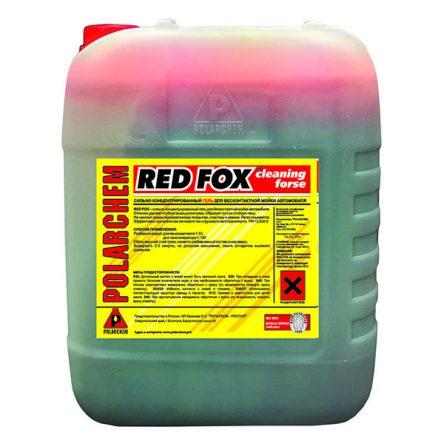 RED FOX — гель для бесконтактной мойки (25кг. 20л. 1:10.)