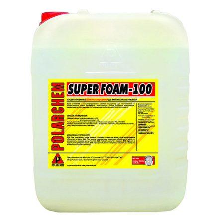 SUPER FOAM 100 — кондиционер нейтрализатор (22кг. 20л. 1:10.)