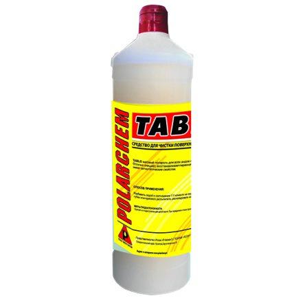 TABLO — Матовый полироль, очиститель пластика и кожи (1кг. 1л. 1:1.)